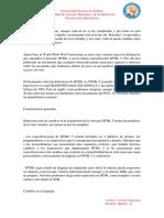 HTML 4 - 5