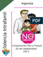 "Agenda, Ojetivos e Intoducciã""n"