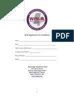 WIN Application