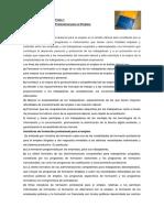Actualización La Formación Profesional Para El Empleo