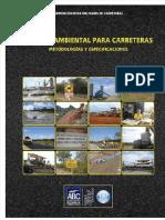 Manual Ambiental para Carreteras METODOLOGÍAS Y ESPECIFICACIONES