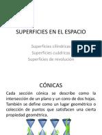 Superficies en El Espacio