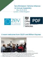 IZEVA 2018 London Assembly Summary