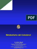 29.Metabolismo de Colesterol