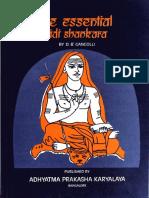 The Essential Adi Shankara