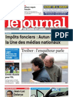 Le Journal 15 Septembre 2010