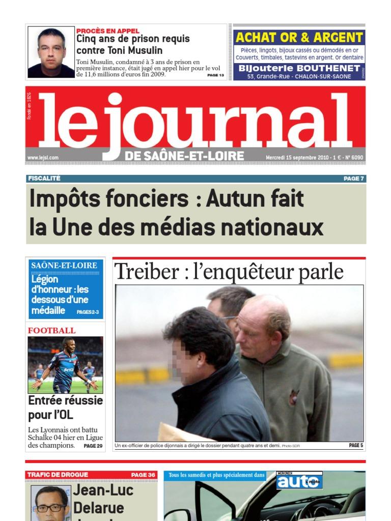 021dd14c7644 Le Journal 15 Septembre 2010