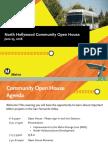 Orange Line open house presentation
