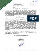 Decisão TCDF nº 2939/2018