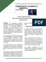 Formato Reporte de Investigacion Petrolera GESTION 2018