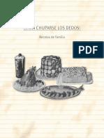 ¡Para chuparse los dedos! Recetas de familia_.pdf