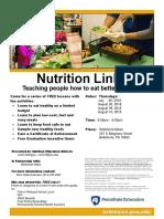 Nutrition Links Flyer - Bellefonte Mews 2018 (1)