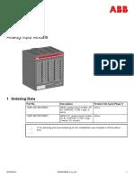 AI523 Data Sheet, 2, En US