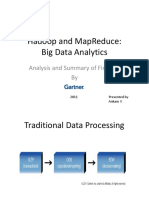Gartner Hadoop and MapReduce Analysis