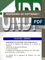 Ingeniería de Software I - Clase 1