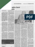 Escola Secundária da Trofa_Director e Conselho Geral em rota