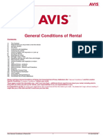 General Conditions of Rental (2)