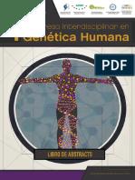 Libro de Abstarcts GENETICS