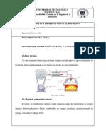 Motores de Combustion Interna Gasolina Diesel