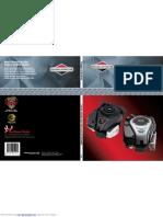 Briggs & Stratton 700 DOV AC Series Service Manual 273521