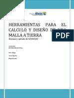 Informe Mallas a Tierra Final