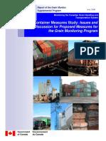 QuorumCorpGMP ContainerMeasures IssuesReport(June06) 2
