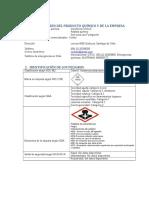 HSD Cloroformo
