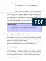 3.Reading Assignment Program Design Approaches and Design Techniques-cp