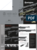 2009 Remington Military Product Catalog