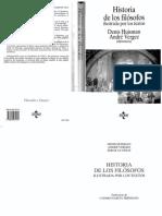 1- PDF -Historia de Los Filósofos - Huisman y Vergez