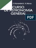 Curso de Astronomía General