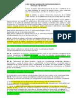 Ley Organica Del Sistema Nacional de Contratacion Pública