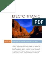 Efecto Titanic
