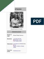 Biografia freynman