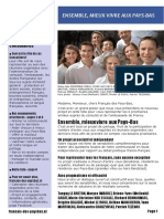 Ensemble Mieux Vivre Aux Pays-Bas Elections Consulaires FR 2014 Pays-Bas