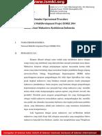 SOP NMDP ISMKI 2014.docx