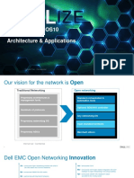 Networking.02_Introduction to OS10 Architecture and Applications