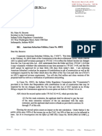 50134 - Initial Filing Incl Rate Calculations