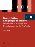 [Enric Llurda] Non-Native Language Teachers Perception