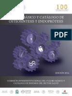Edicion 2016 Osteosintesis Endoprotesis