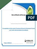 Certificado EAC s fds