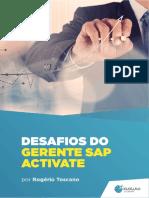 Desafios Do Gerente SAP Activate