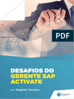 Desafios Do Gerente SAP Activate