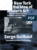 De-Marxization of the Intelligentsia [From 'How New York Stole the Idea-Of-Modern-Art' by Serge Guilbaut] by Clement Greenberg