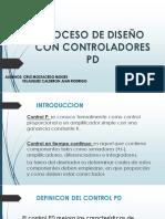 Proceso de Diseño Con Controladores Pd