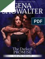 13 La Promesa Más Oscura (Señores Del Inframundo) de Gena Showalter