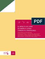BITTENCOURT, Gustavo (coord) El impacto de China en America Latina comercio y inversiones.pdf