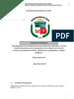 TDR-puesto-salud-Socospata y San Juan de Occollo