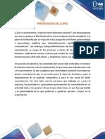 Presentación Del Curso Gestión Del Conocimiento..Docx