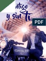 Contigo y Sin Ti- Carmen RB